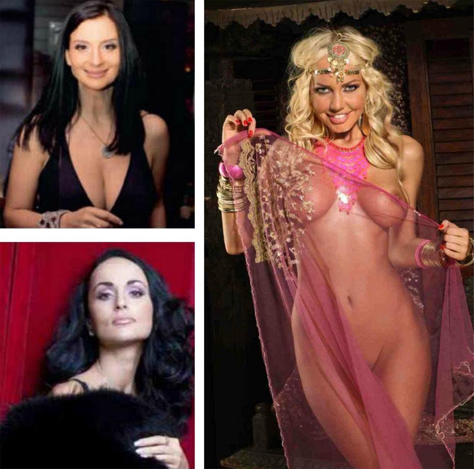 Екатерина Стриженова, Ирина Волк, Маша Малиновская - 100 самых сексуальных женщин страны - Россия Maxim hot 100
