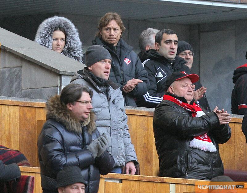 Валерий Карпин и Валерий Оганесян