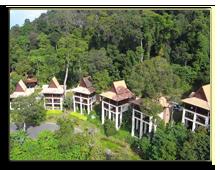 Малайзия. Лангкави. BerjayaLangkawi_Premier_Chalet_-_Facade_Rainforest_View