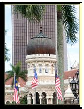 Малайзия. Куала-Лумпур. Фото Postnikov - Depositphotos