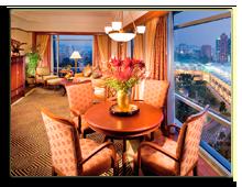 Малайзия. Куала-Лумпур. Mandarin Oriental Kuala Lumpur. kuala-lumpur-suite-park-suite-dining-room