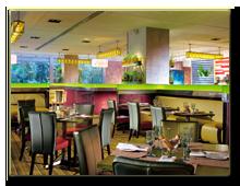 Малайзия. Куала-Лумпур. Shangri-La Hotel, Kuala Lumpur. Lemon Garden Cafe - Dining Area
