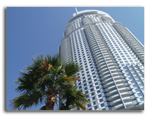 ОАЭ. Дубаи. The Address, Downtown Burj Dubai