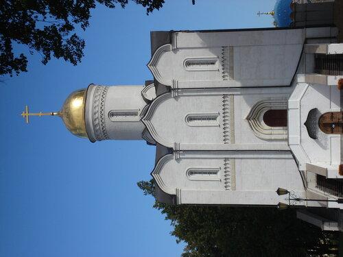 Никольский собор Николо-Угрешского монастыря.