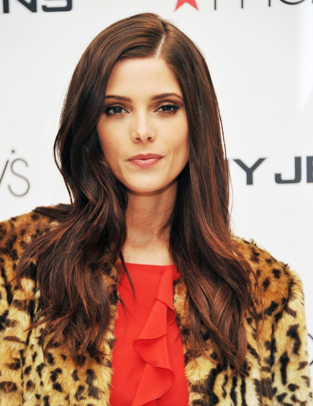ASHLEY GREENE at Macy's Herald Square