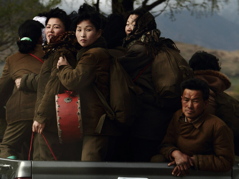 North Korea - Guillaume Briquet - Photographe