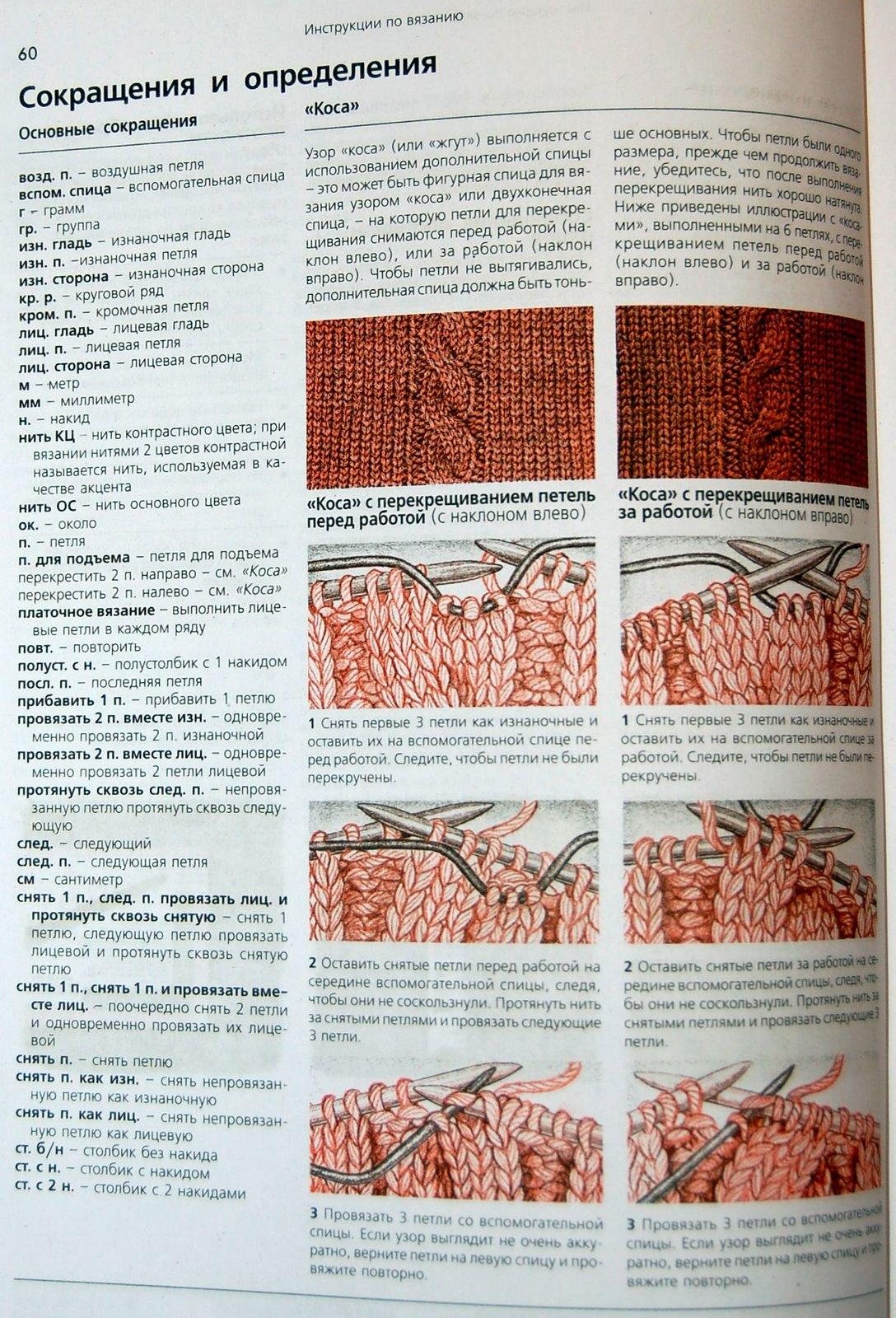 Вязание на Все-сама. ру - Модели, схемы, узоры 62