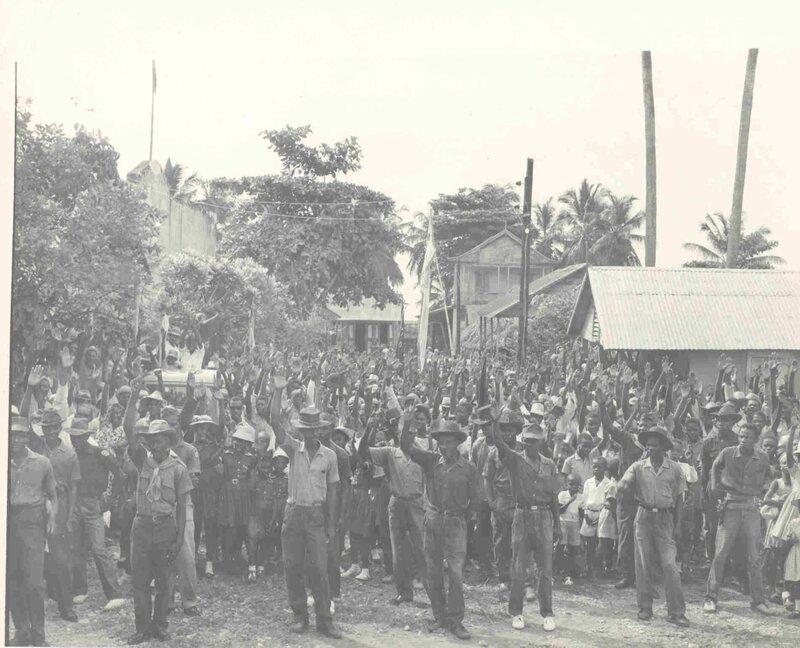 Гаити дювалье тонтон макуты
