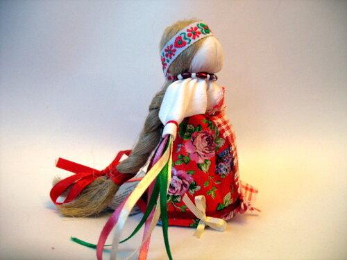 Тряпичная кукла желанница своими руками мастер класс фото поэтапно 17