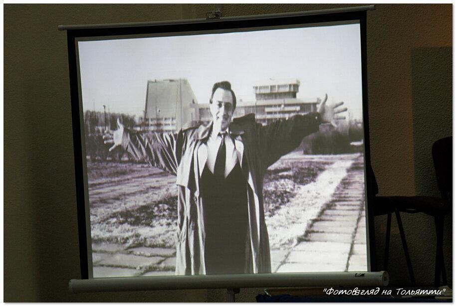 Вечер памяти Жилкина в ТГУ