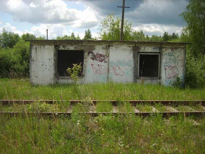 станция Морево