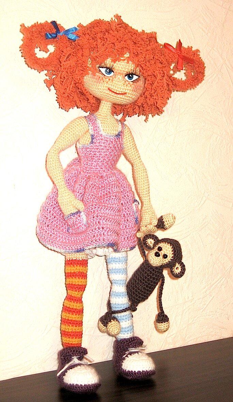 схема вязания куклы марии сосковой