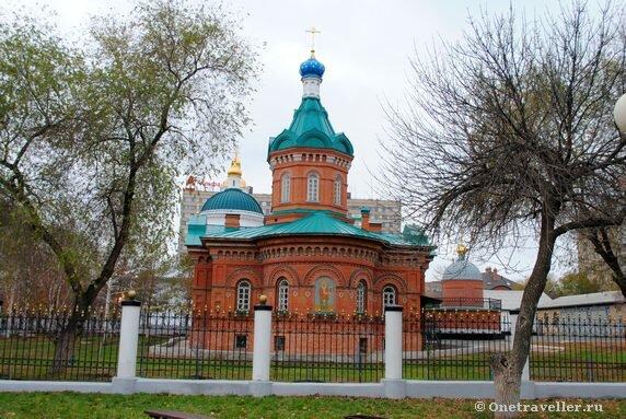 Крестильный храм Оренбурга