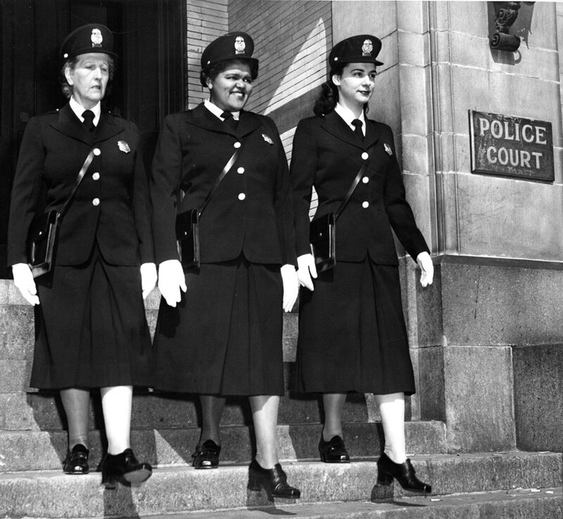 the history of women in the police service The integration of women in police force is far from being achieved natarajan (2001) has posited that in many countries if not all, women comprise of a very women being more socialized to family hood resolve to giving in to their families than careers, this is taken as the base of women low ranks in the.