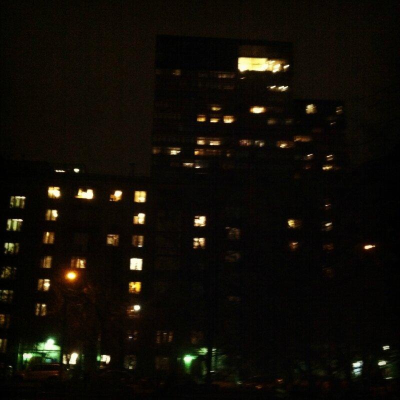 Соколиная ночь