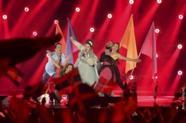 Сербия, Евровидение, Бояна Стаменов