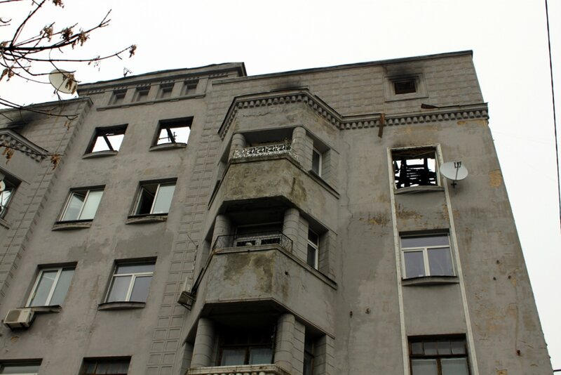 Мазепы,3 после пожара