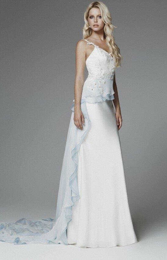 пышные свадебные платья каталог