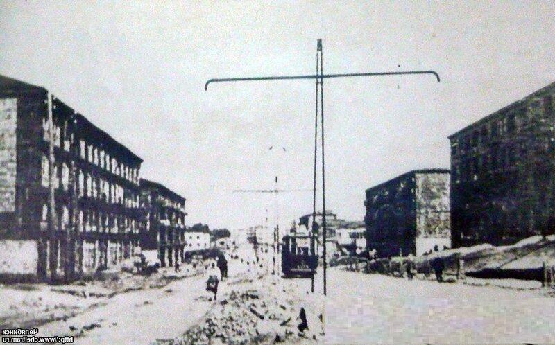 Ферросплавный посёлок (Челябинск) 1934-1936 годы