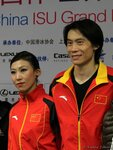 CoC12. Pairs - Press conference SP