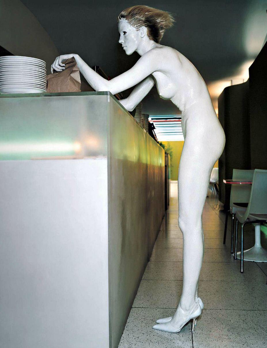 фотограф Steven Klein / Эротика в Vogue, Россия спецвыпуск ноябрь 2012