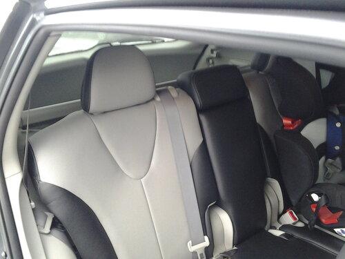 Toyota Venza Club - чехлы на сиденья