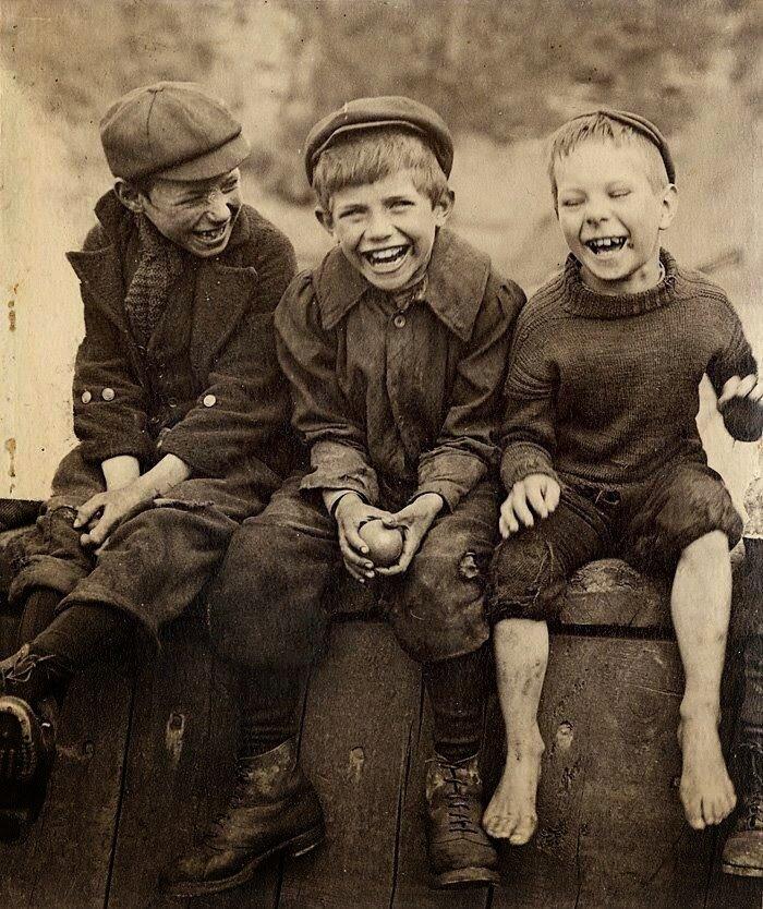 1887. Дети