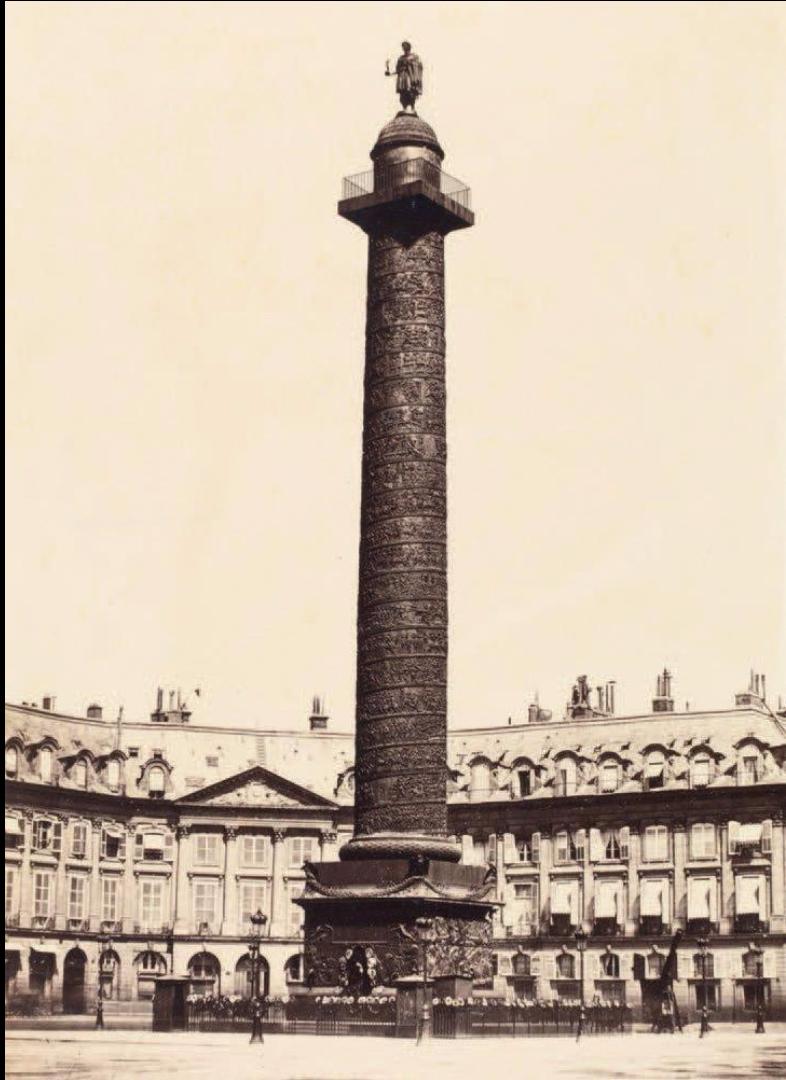 1855. Вандомская колонна