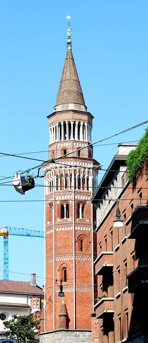 Сан Готтардо в Милане