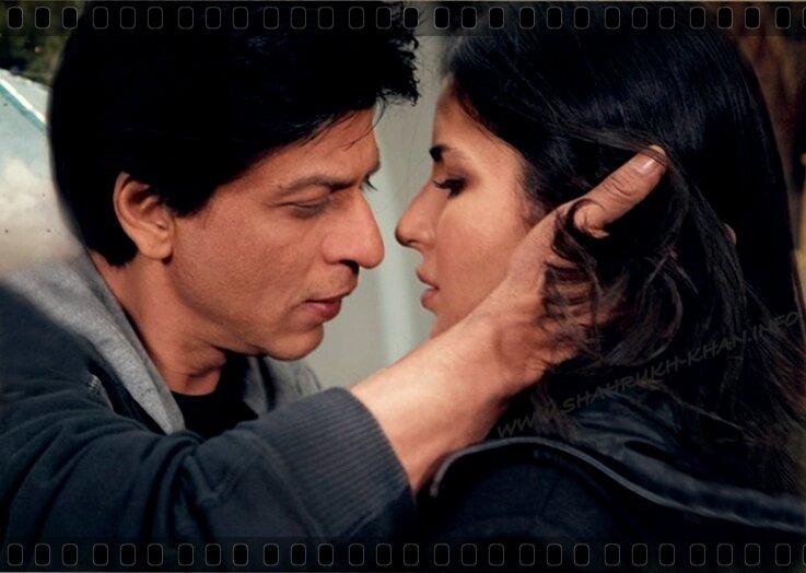 Shahrukh Khan & Katrina Kaif - JAB TAK HAI JAAN