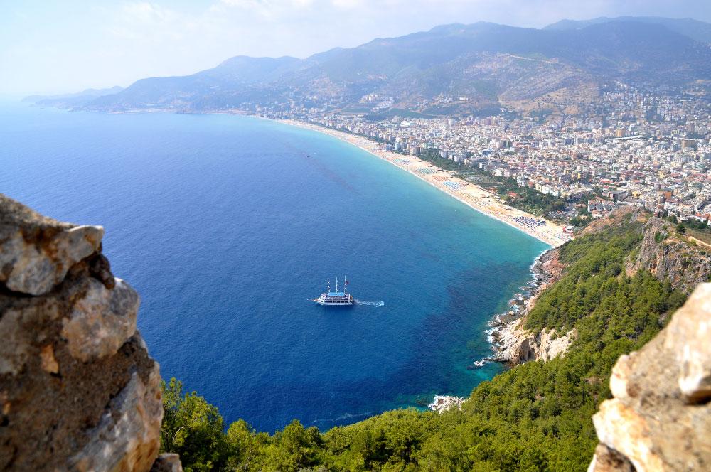 отдых в Турции сентябрь