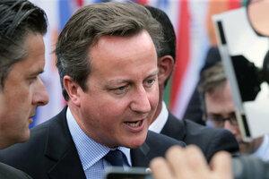 Консерваторы Лондона хотят создать референдум о выходе из ЕС