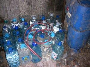 Через тоннель поставляли спирт из Молдовы в Украину
