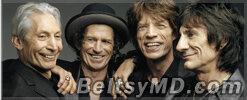 Легендарной группе Rolling Stones — 50