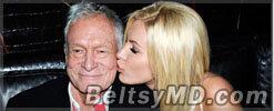 Основатель Playboy Хью Хефнер снова женится