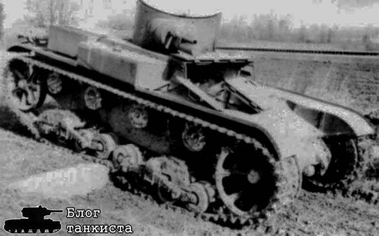 Танк T1E6