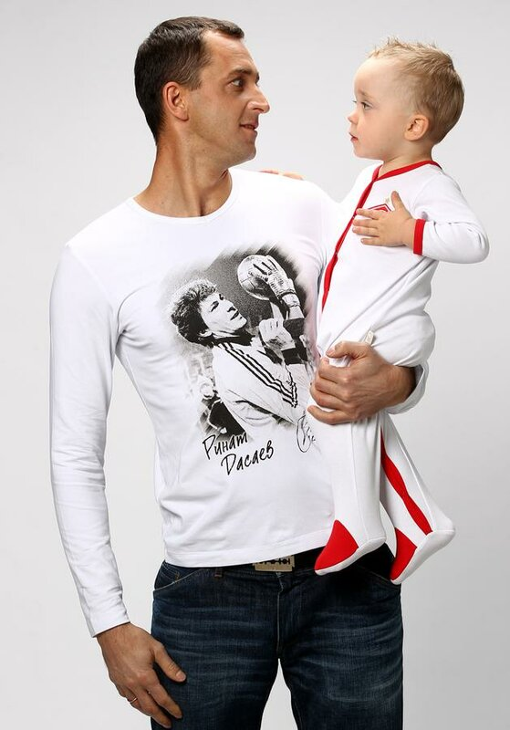 Новая коллекция одежды в официальном магазине «Спартак» (Фото)