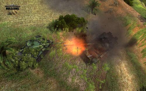 Скриншоты китайских танков