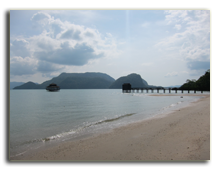 Малайзия. Лангкави. The Westin Langkawi Resort & Spa