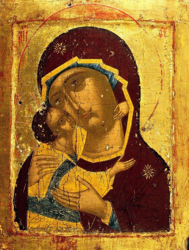 Игоревская икона Божией Матери.