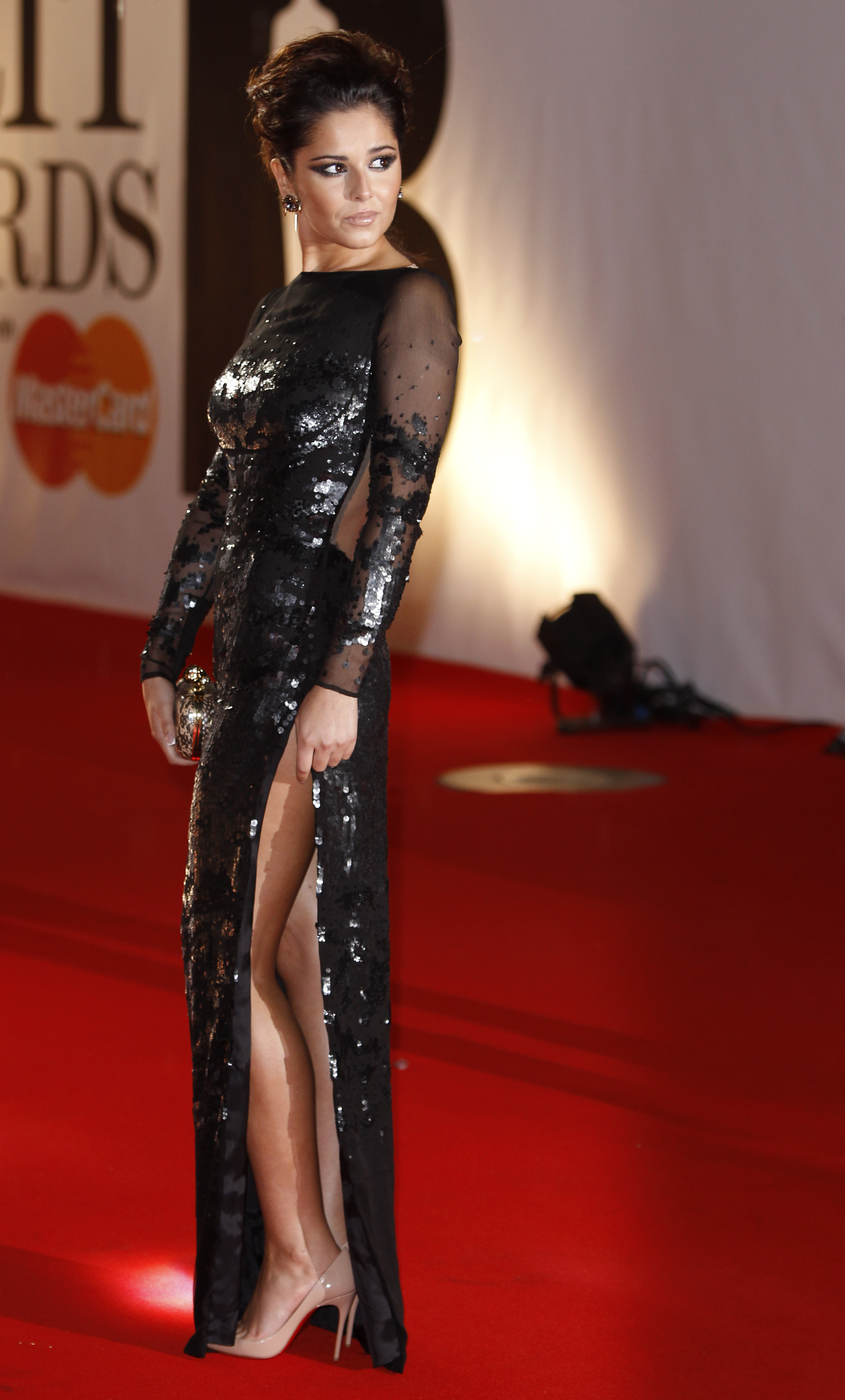 Britain Brit Awards 2011 Red Carpet