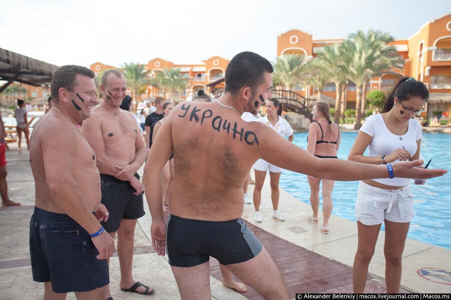 Украинский турист обокрал отель в Египте