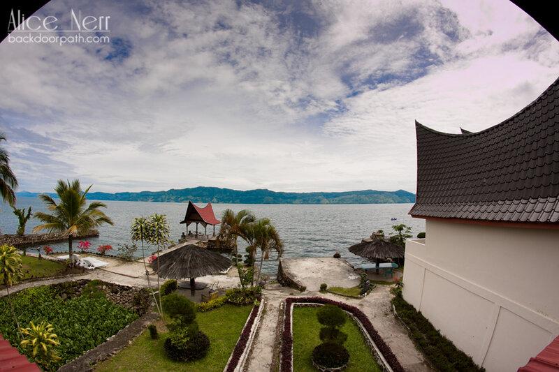 отель Lack John, озеро Тоба