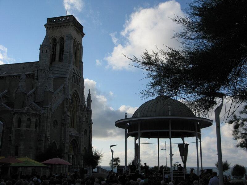 Императорская капелла на площади Св.Евгении