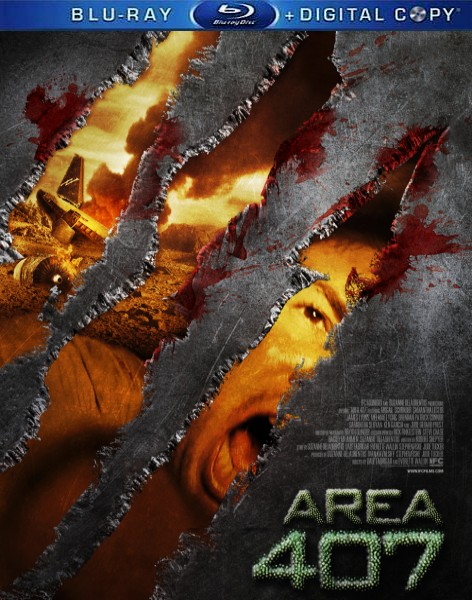 Лента 407 / Зона 407 / Tape 407 / Area 407 (2012) HDRip + DVDRip