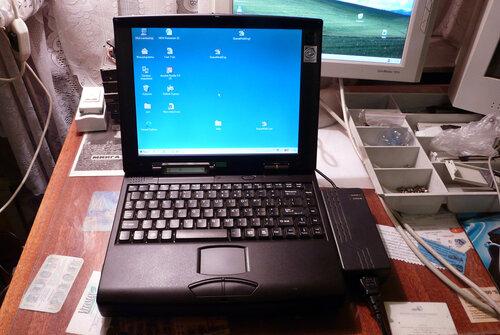 RoverBook Discovery KT4