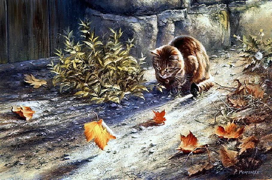 Paul Monteagle. Осень.jpg