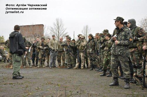 Страйкбол Луганск закрытие сезона 2012 для блога jyrnalist