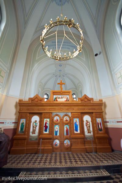 Часовня-усыпальница Святополк-Мирских
