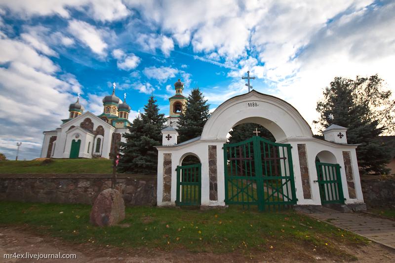 Турец. Покровская церковь